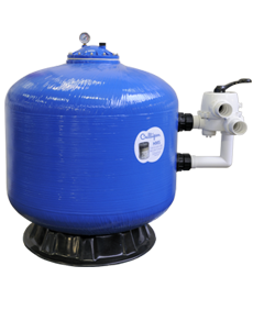 HMS multilayer water filtration - Culligan