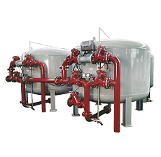 Water treatment reuse